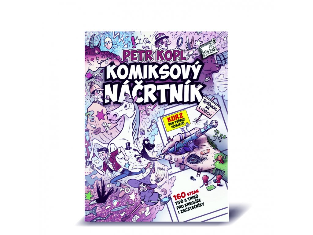 komiksovy nacrtnik
