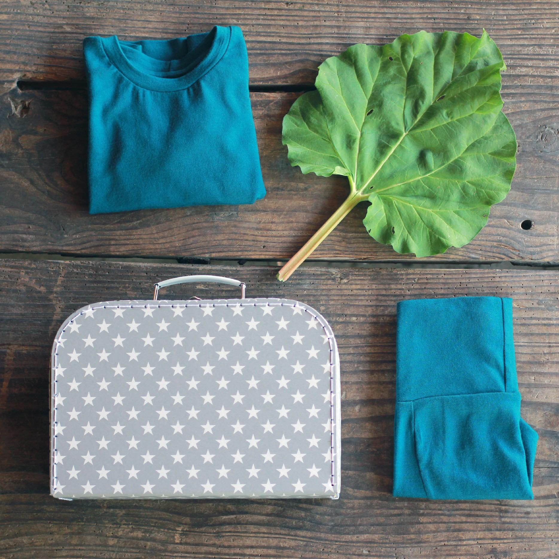 Kufříky - merino dárkové sety