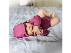 kvalitni kojenecka merino cepicka