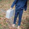 merino dárkový set v kufříku poro kluky modrý