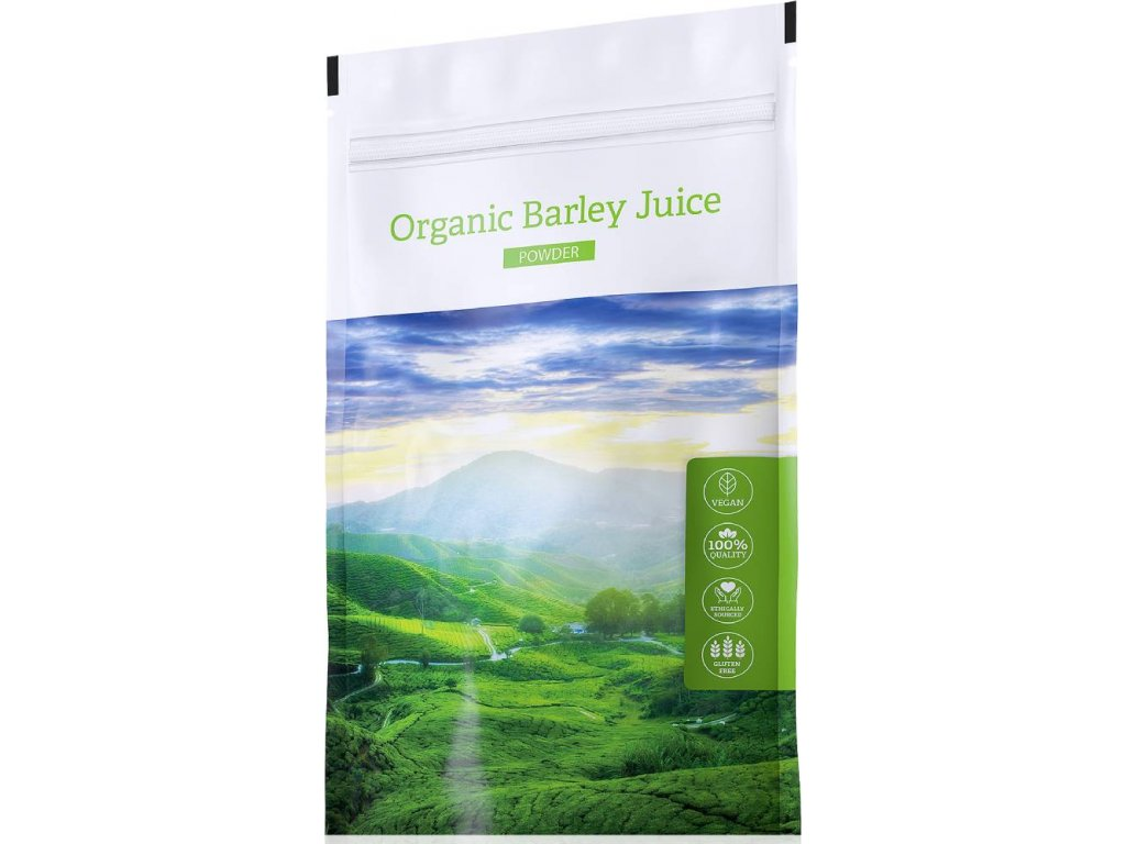 Barley juice powder energy kobao