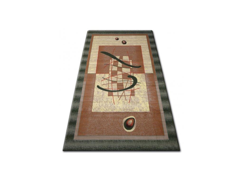 Kusový koberec PRIMO 5414 zelený