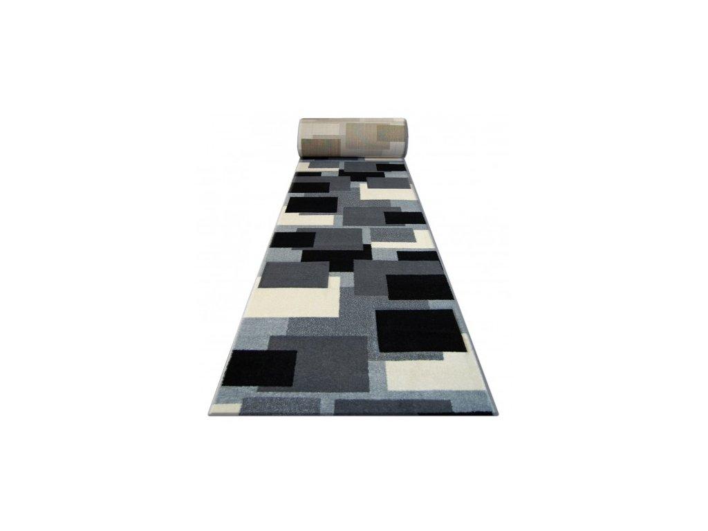 Běhoun PILLY - 8404 krémový / antracitový