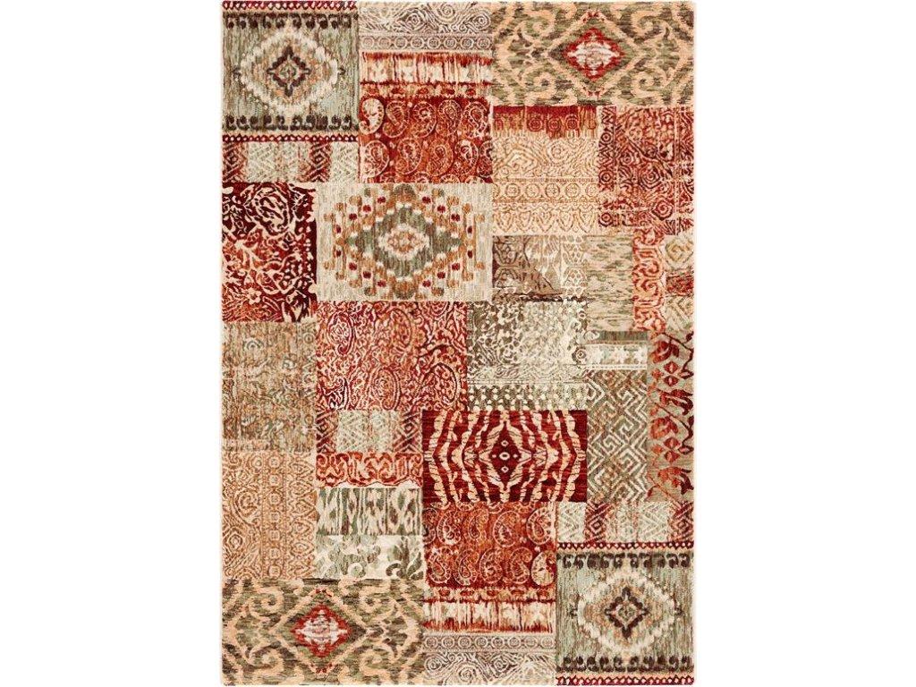 Moderní kusový koberec Ragolle Argentum 63292 7474 vícebarevný