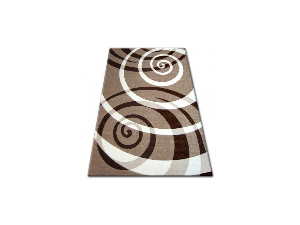 Koberec PILLY 5960 - zlatý kakaový