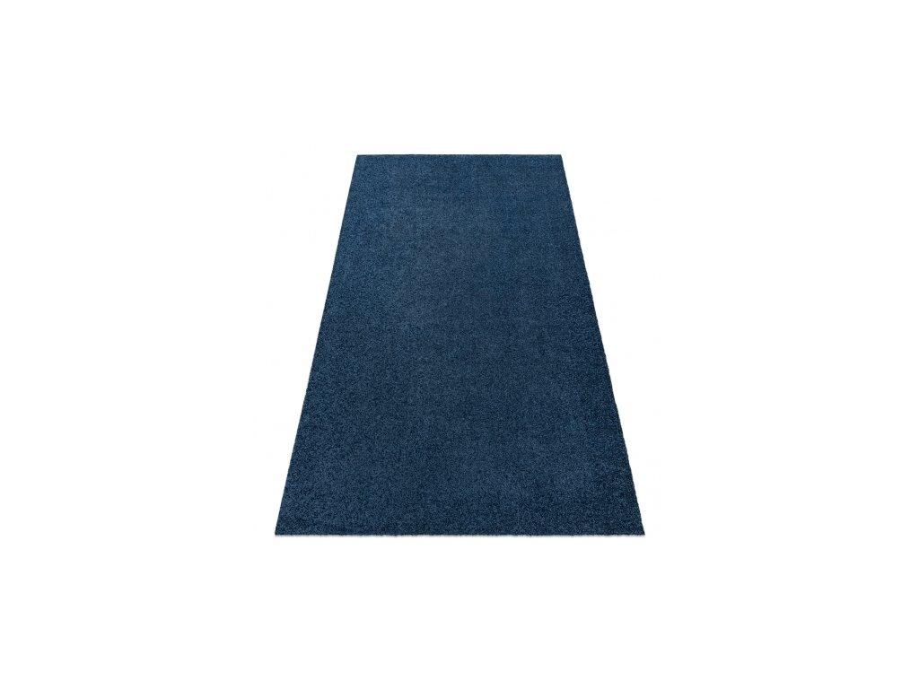Kusový koberec vhodný k praní v pračce ILDO 71181090 modrý