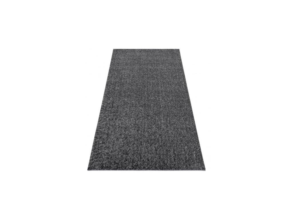 Kusový koberec vhodný k praní v pračce ILDO 71181070 antracit / šedý