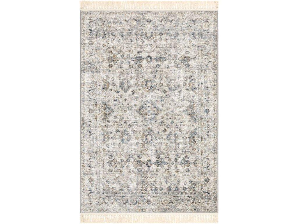 Klasický kusový koberec Ragotex Beluchi 88438 5959 modrý
