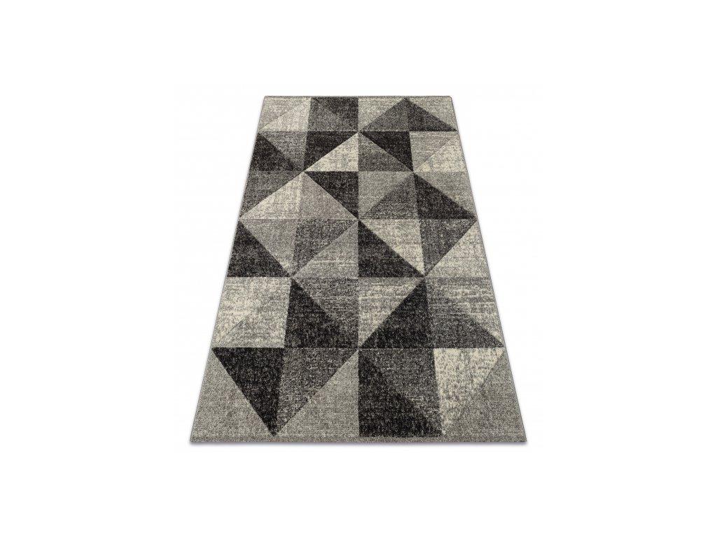 Kusový koberec FEEL 5672/16811 šedý krémový