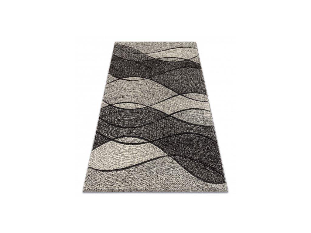 Kusový koberec FEEL 5675/16811 šedý krémový