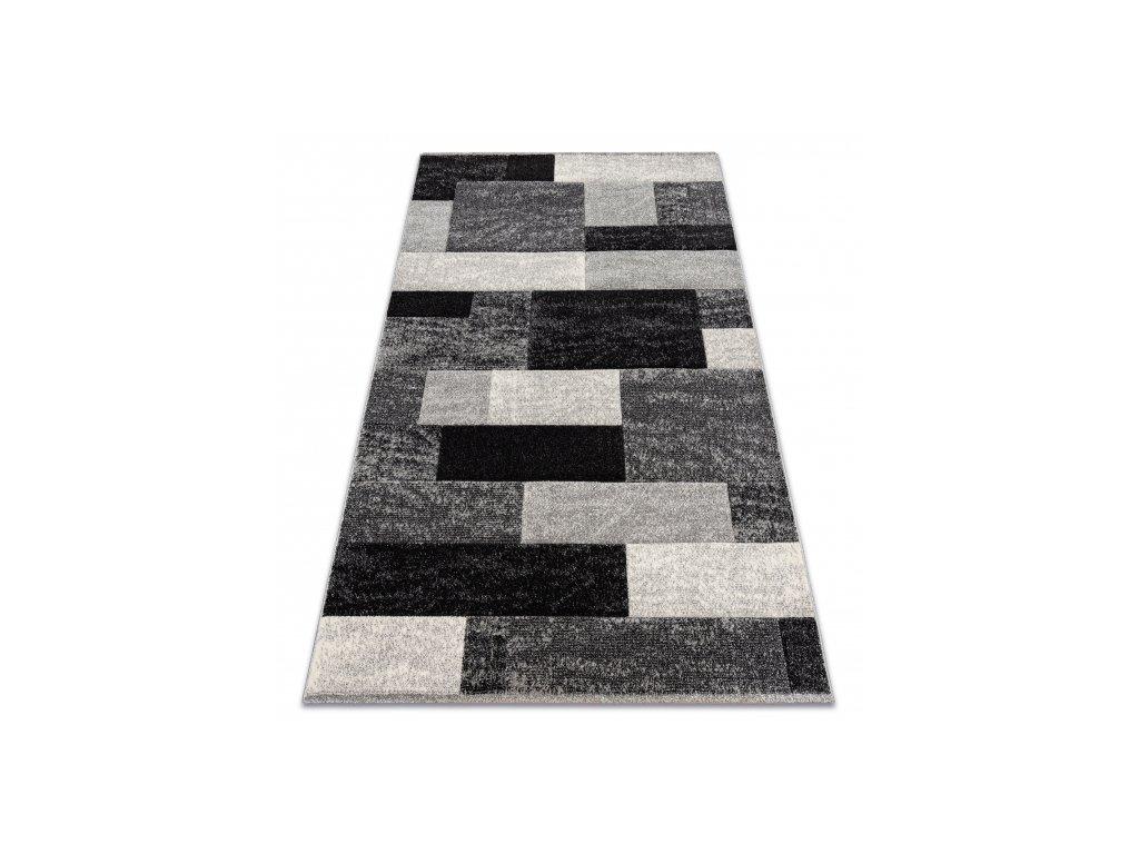 Kusový koberec FEEL 5756/16811 šedý