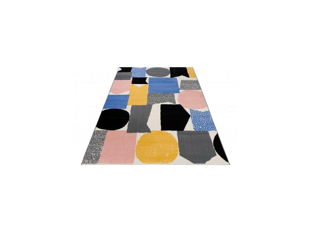 Dětský kusový koberec XENO 33519/071 vícebarevný
