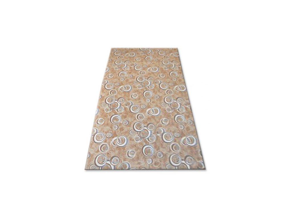 Kusový koberec DROPS 033 béžový