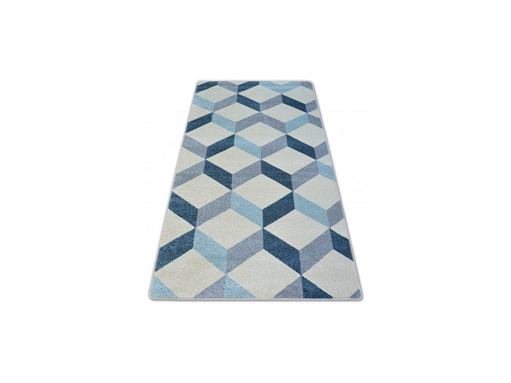 Kusový koberec NORDIC OPTIC  FD284 krémový / šedý