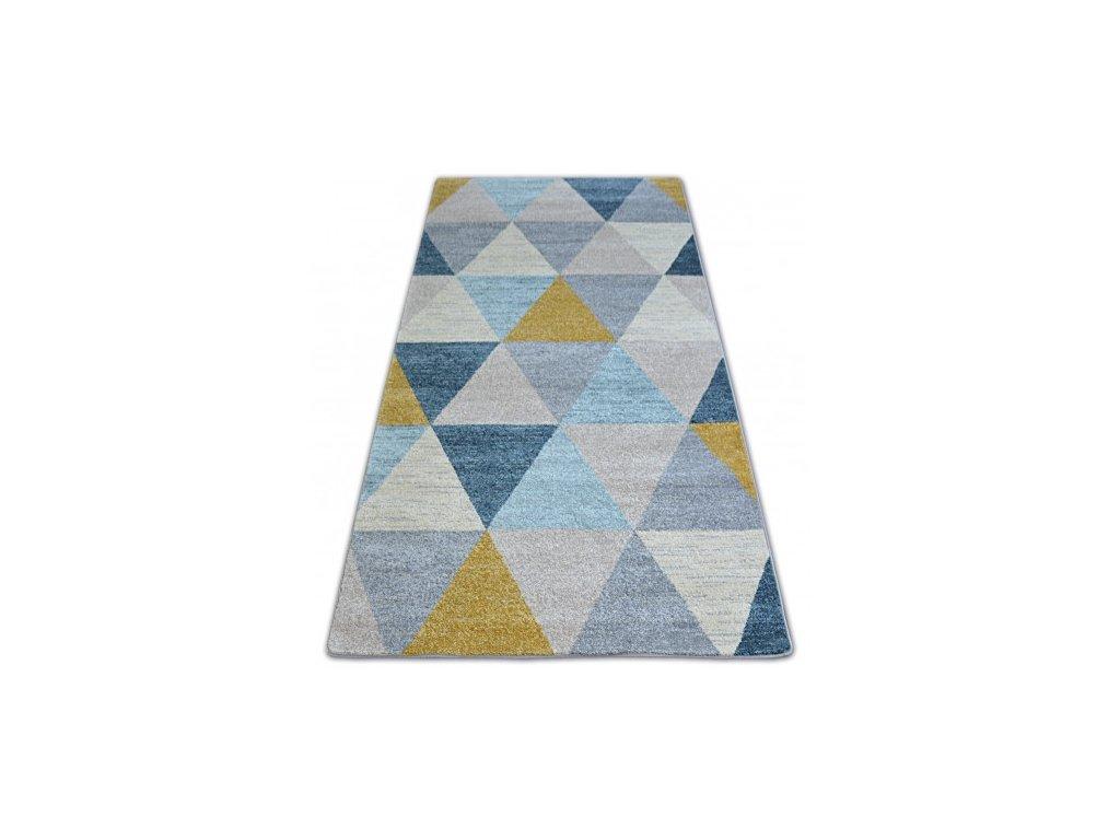 Kusový koberec NORDIC G4580 šedý / krémový