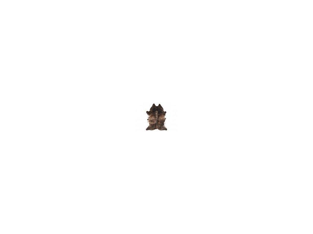 Koberec imitace zvířecí kůže G4740-1 hnědá