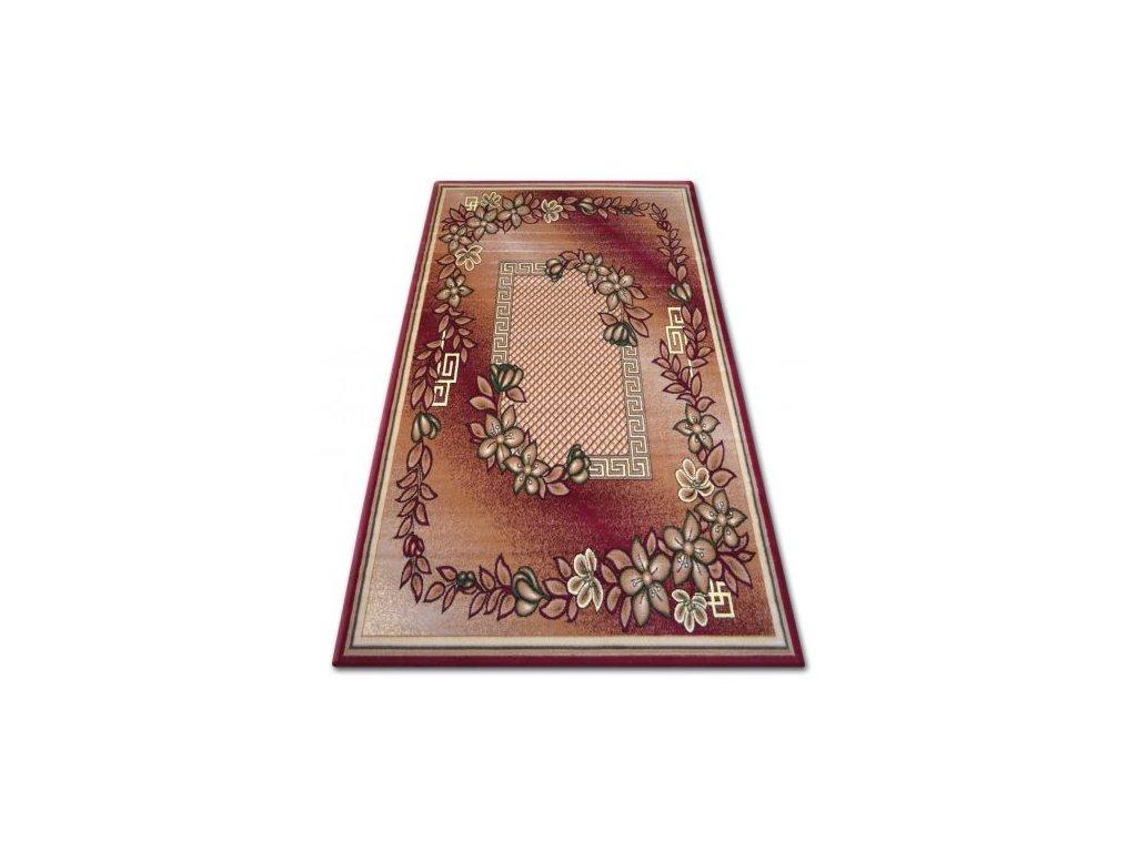 Kusový koberec PRIMO H239 bordó