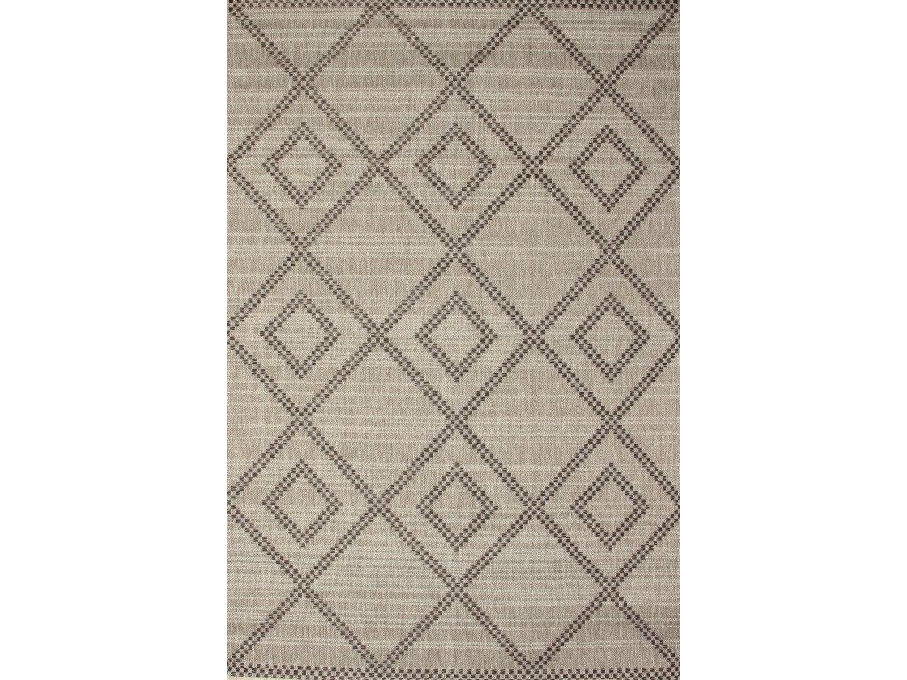 Kusový koberec Trio 19084/M109 šedý