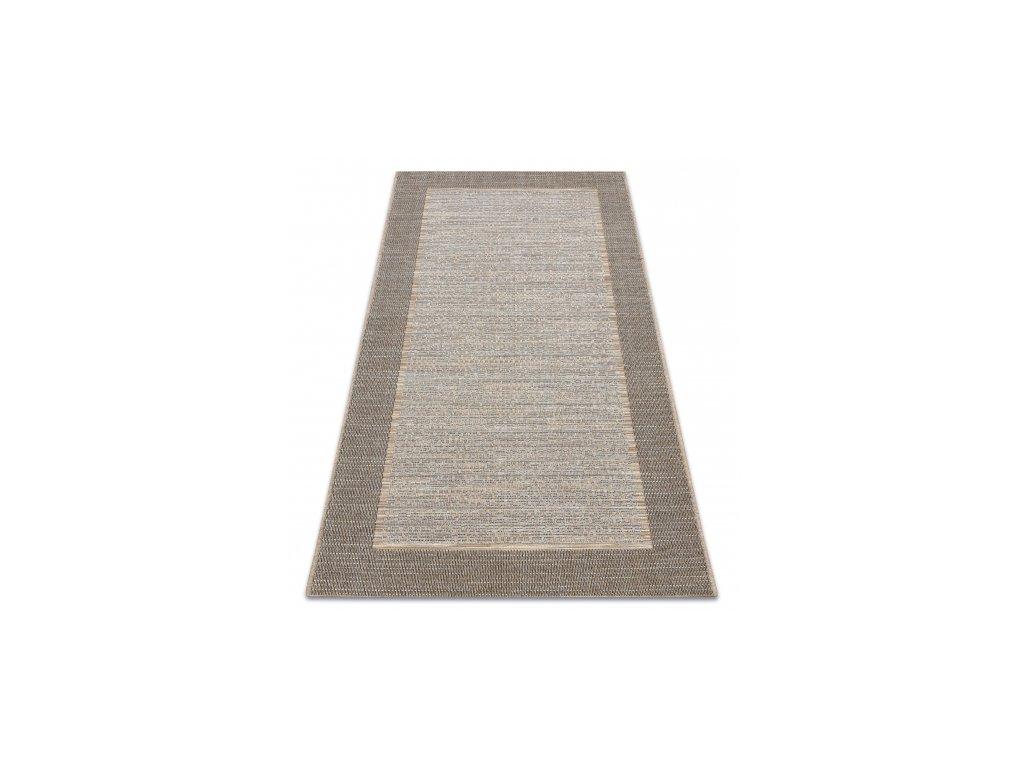 Kusový koberec Sisal  FORT 36207582 béžový