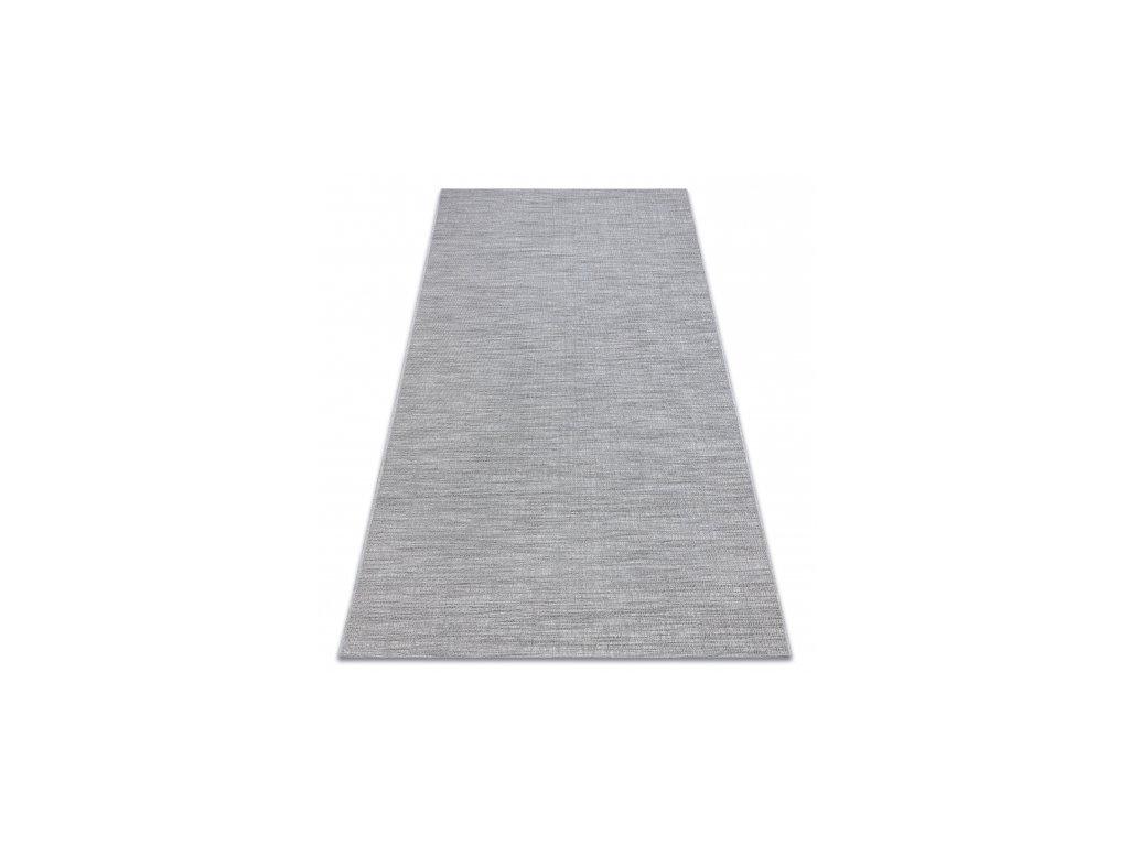 Kusový koberec Sisal  FORT 36203053 šedý
