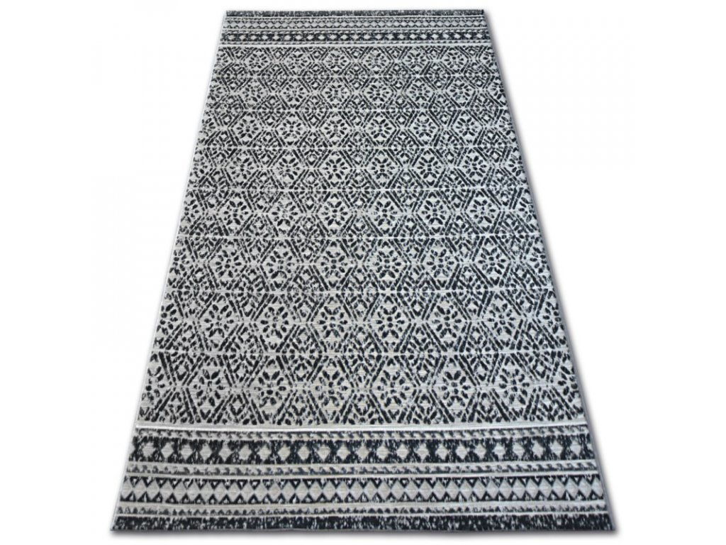 Kusový koberec LISBOA 27213/956 Šedý