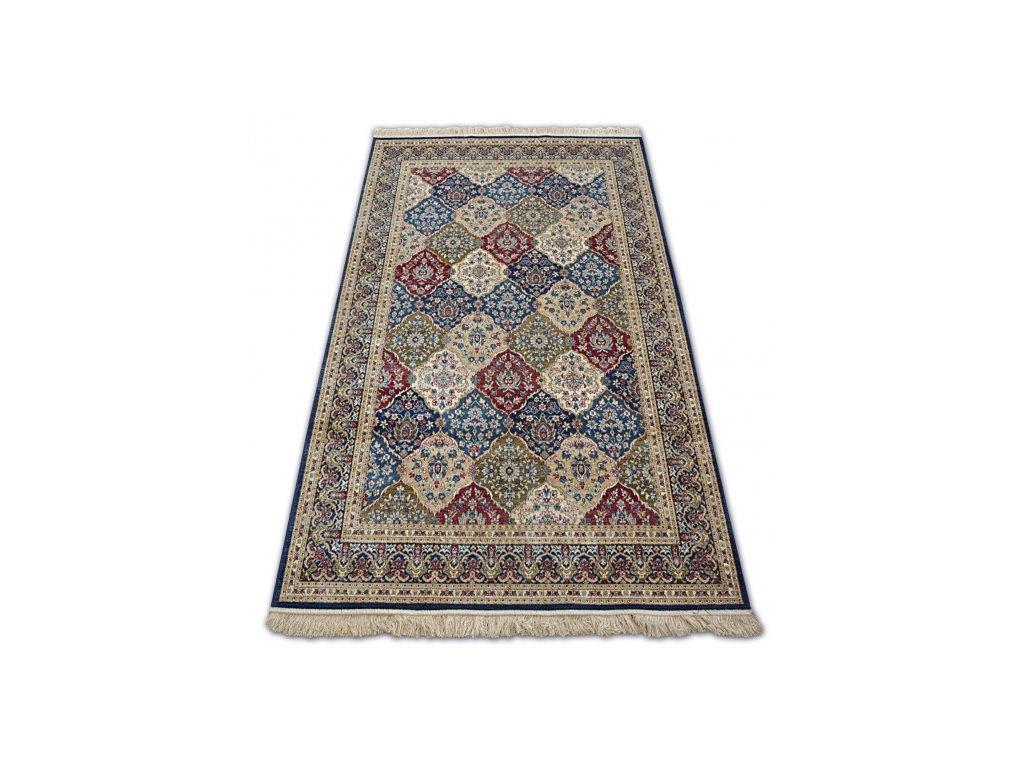Kusový koberec WINDSOR 22937 tmavě modrý