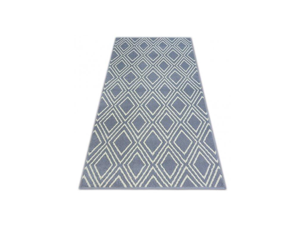 Koberec BASE CONTOURS 3957 šedý