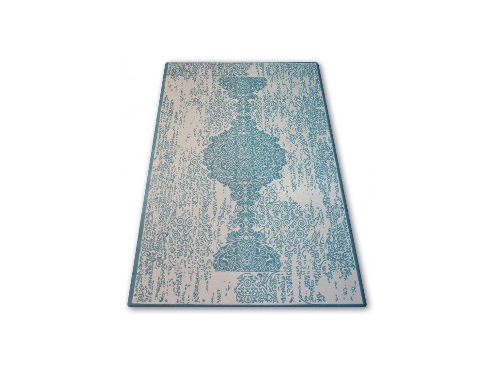 Kusový koberec akrylový MIRADA 5410 modrý Mavi