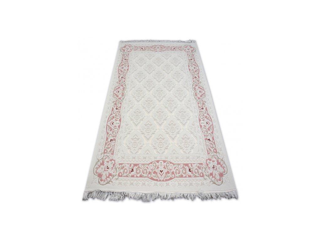 Kusový koberec akrylový MIRADA 5418 růžový