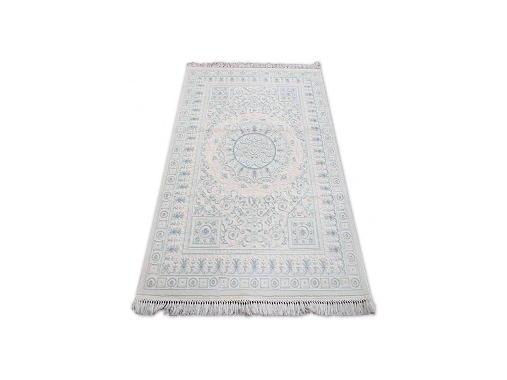 Kusový koberec akrylový MIRADA 5409 modrý