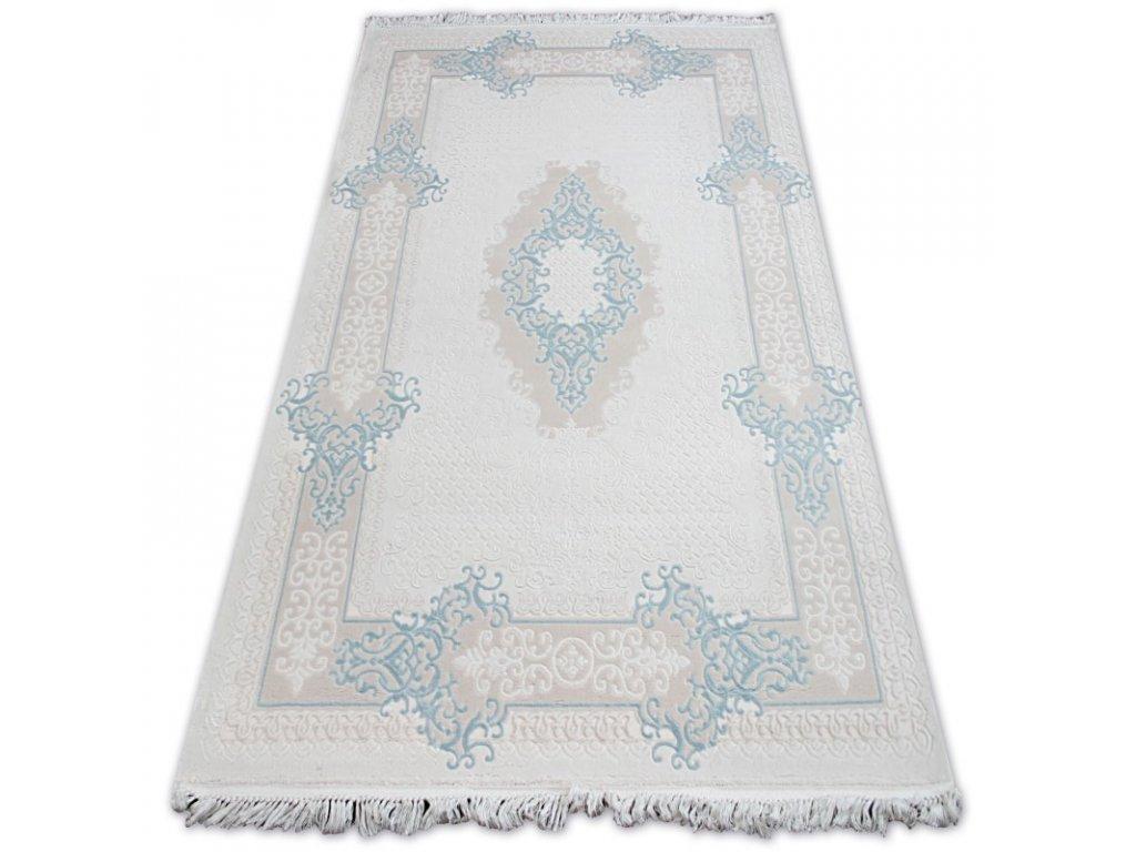 Kusový koberec akrylový MIRADA 5417 modrý