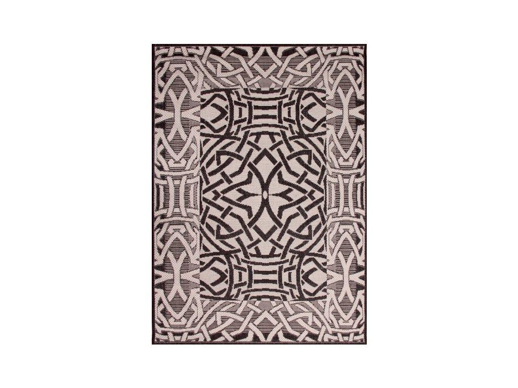 Kusový koberec NATURALLE/SISAL 931/19 hnědý