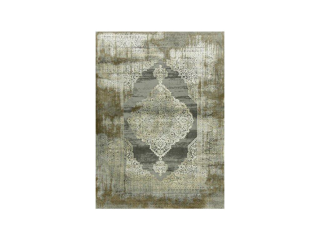 Kusový koberec Home W8372 krémový