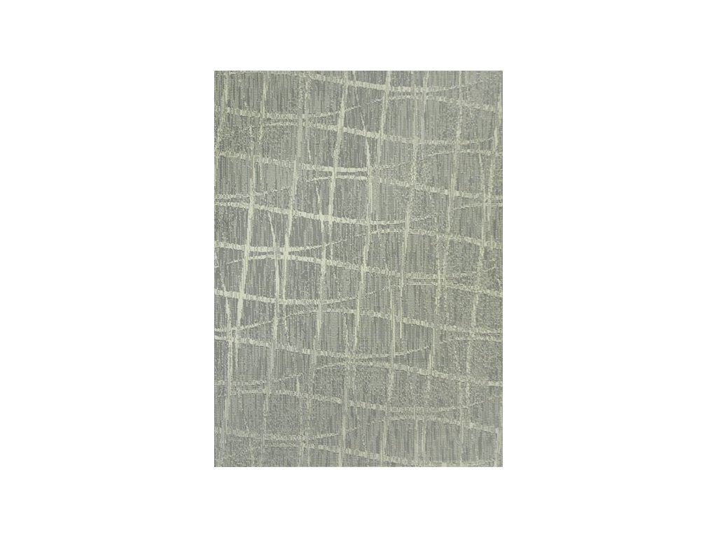 Kusový koberec LUNA 503839/89944 šedý