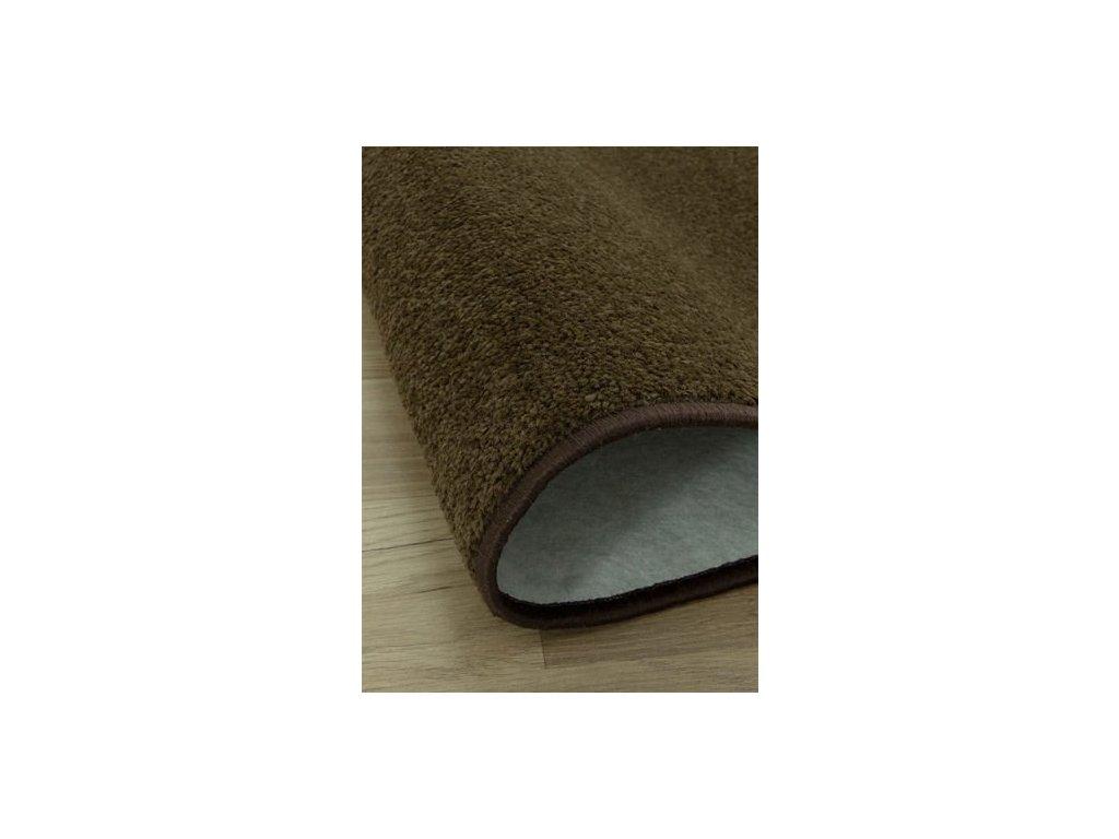 Kusový koberec Dynasty 97 hnědý