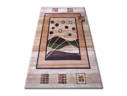 Kusový koberec PRIMO 4626 béžový