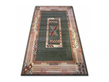 Kusový koberec PRIMO 5123 zelený