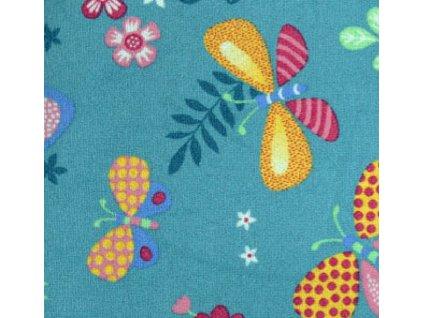 Dětský koberec Papillon 27 F 1