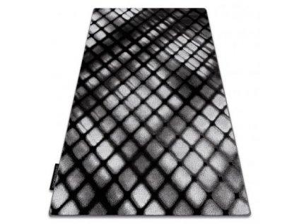 Kusový koberec INTERO REFLEX 3D šedý