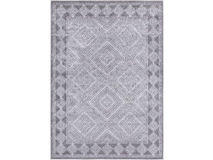 Kusový koberec Agnella Avanti Iris šedý