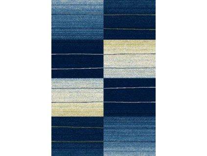 Kusový koberec Agnella Optimal Cervus Granat
