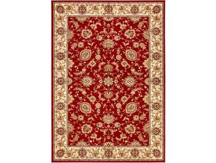 Kusový koberec Agnella Standard Nazar bordó