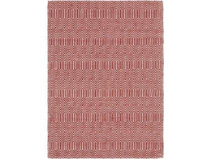 Moderní kusový koberec Sloan Marsala