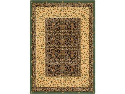 Dywilan koberec Eden Vitraž Smaragd