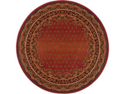 Kulatý koberec Dywilan Polonia Baron Burgund
