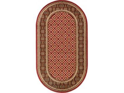 Oválný koberec Agnella Standard Apium Terakota