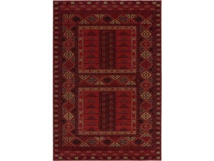 Kusový koberec vlněný Osta Kashqai 4346 300 bordó