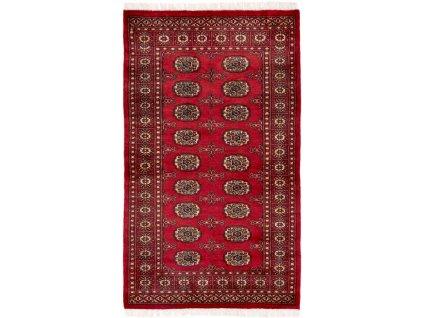 Luxusní vlněný koberec Bokhara Red 154 červený