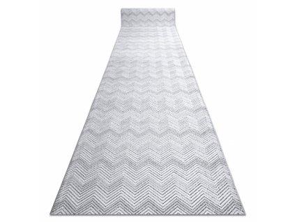 Běhoun tkaný na plocho SIERRA G5010 šedý