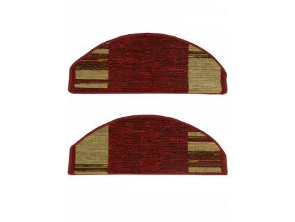 Kobercový nášlap Adagio 31 červený